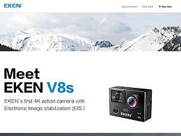 MEET V8S  / Action Camera 运动相机