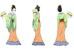 宦娘的角色设计