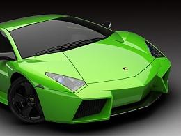 桀骜不驯的斗牛 Lamborghini Reventon