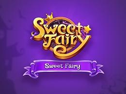 sweet fairy 游戏UI视觉设计