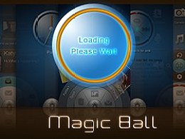 MagicBallsmartphoneUIsolution