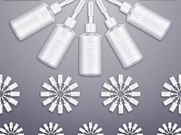 彩妆类功能性产品修图