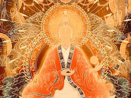 道教神祗——六御的插画创作