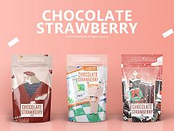 chocolate strawberry and body sprat