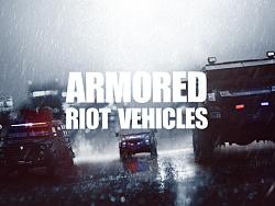 装甲防暴车
