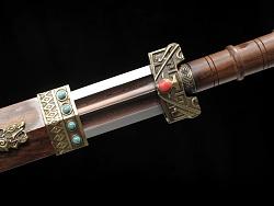 刀剑-凤头赤壁剑