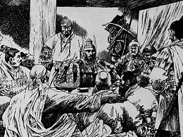 《楚汉之战》连环画·Page11-14
