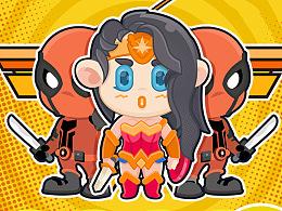 神奇女侠—Wonder woman