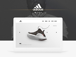 Adidas_nmd专题概念稿