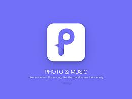 Photo & Music 概念设计