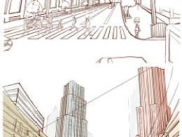 从前画的一个小开头(+过程)