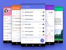滴答清单 | TickTick 3.0 Material Design