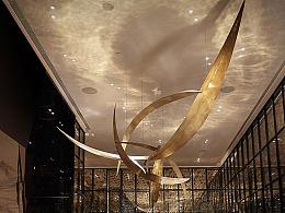 广州W酒店艺术品