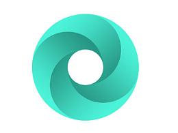 圆圈圈logo小教程