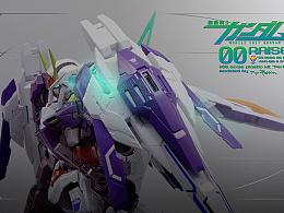 PG Gundam 00 RAISER 高达00 RAISER No3312