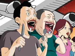 """【享趣】""""黎记海鲜火锅""""地铁站灯箱广告项目"""