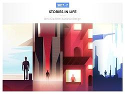 SA9527-Stories In Life~