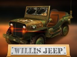 威利斯吉普车--《美国元素_1》