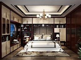 新中式家具产品设计+展厅设计