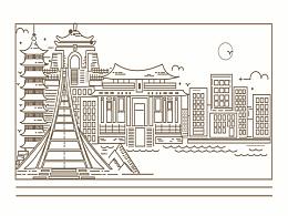 台湾   建筑