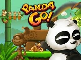 IPAD<pandago>新游戏界面设计