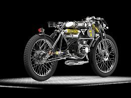 【恶棍机车】来自1935年的战争机械兽