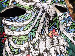 面具系列作品2 by sangft