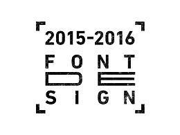 |2015-2016字体设计(部分整理)|