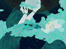 |神祗系列|之二——驱散睡前焦虑的神