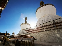 千年寺廟,千年的墻