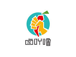 卤吖噜·串串火锅品牌形象设计