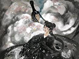 ——【赤松子和炎帝少女】
