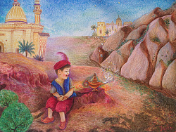 豆豆的童话世界