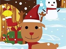 世界没末日,圣诞快乐~!