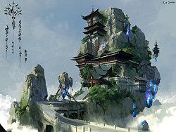 洛克猴(杜震)中国风建筑设计合集