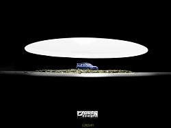 《一灯一车一世界系列之斯巴鲁STI》