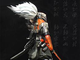 GK手办LOL 英雄联盟 原计划 风 合金装备 亚索 疾风剑豪  模型