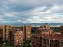 北京郊区的好天气