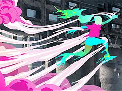 腾讯UP大会开场宣传片部分二维动画欣赏