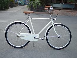 永久c北山复古自行车
