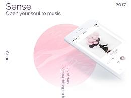 Sense Music (音乐App)