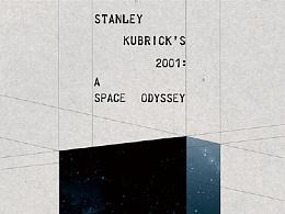 2001太空漫游 海报