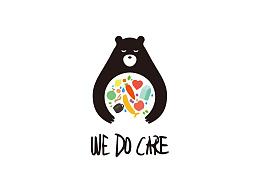 We do care 品牌概念设计