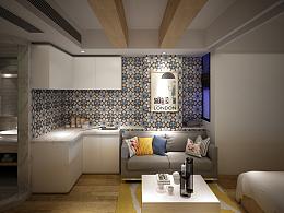 25m²单身公寓