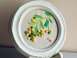 立体绣-浆果物语1
