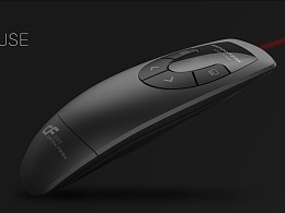 Pen mouse Design 简报器设计