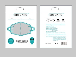 BIG BANG DUST MASk
