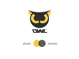招标猫头鹰logo设计
