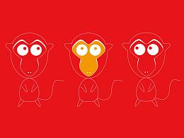 瞪眼猴(过年篇)