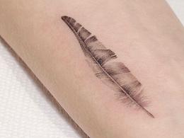 黑灰素描超细节纹身主题合集黑灰纹身并不是无色的.它